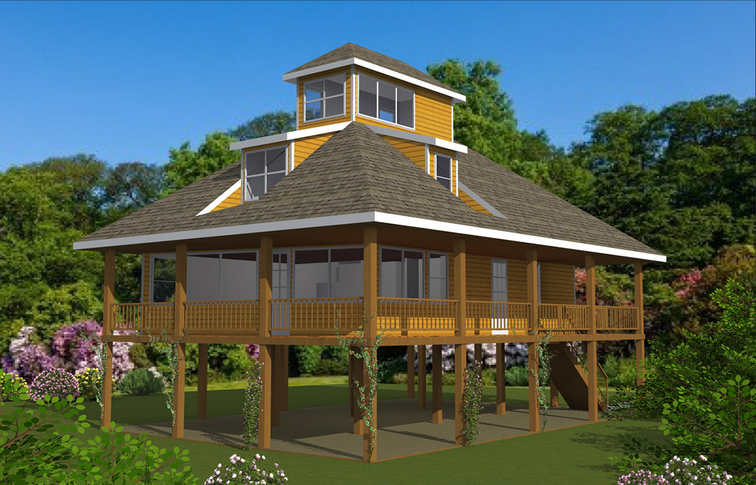 14 Best Simple Small Stilt House Plans Ideas Home Plans